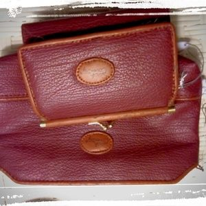 Sarah Coventry Clutch Matching Wallet